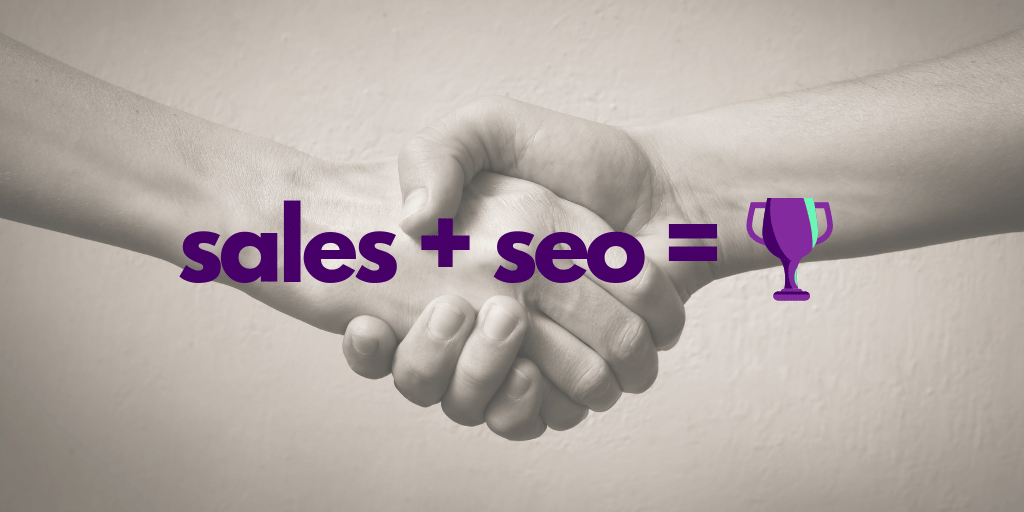 How Combining Sales and SEO Delivered Over 108x ROI